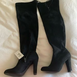 Mossimo Supply Co. Shoes - Over the knee boots